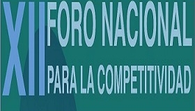 XII Foro Nacional para la Competitividad